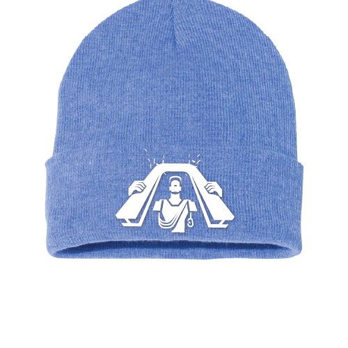 ASCEND Climbing Steel Town Throw Down Beanie