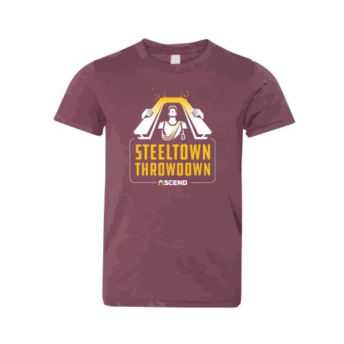 Steel Town Throw Down T-shirt